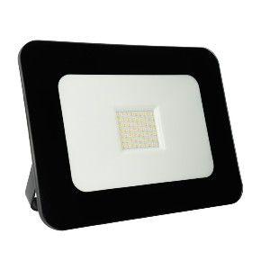 projecteur-plat-led-50w-noir--300 Eclairage de magasin - Bien choisir ses luminaires