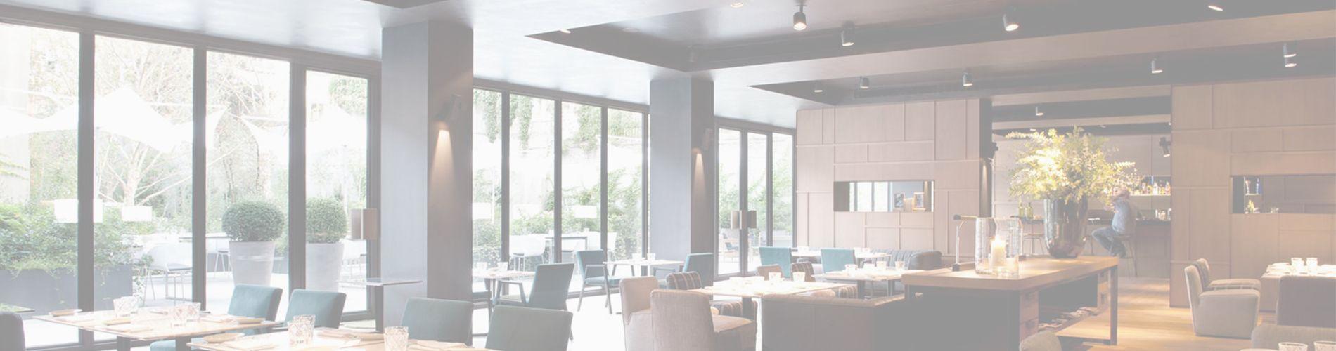 slide_chr Eclairage LED CHR pour Café, hôtel et restaurants