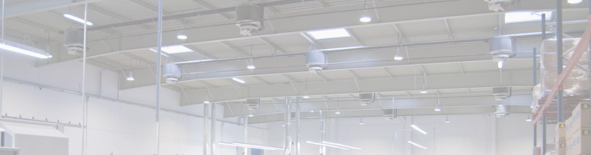 slide_indus Eclairage industriel LED - Eclairage LED Universal